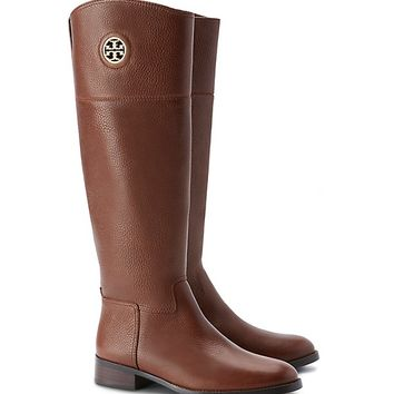 Tory Burch Junction Riding Boot, Extended Calf