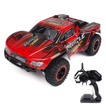1:16 RC Super Cross-Country Climbing Vehicle Car 2.4G Radio RC Car Buggy High Speed SUV Bigfoot Drift Remote Control Toy Car