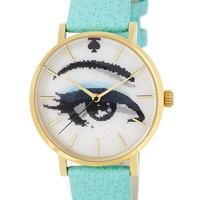 kate spade new york | women's metro holographic turquoise watch | Nordstrom Rack