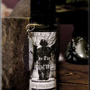 IN THE MOURNING   Perfumery Potions   Church Incense With Damp Soil And Coffin Wood