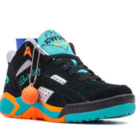 EWING ATHLETICS WRAP MID - BLACK/BALTIC