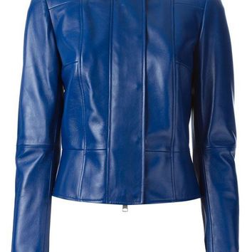 DCCKIN3 Alexander McQueen fitted jacket