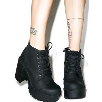 PAMPAS ANKLE BOOTS