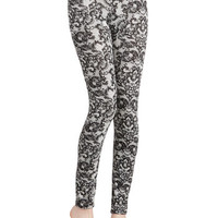 Lace Get Together Leggings