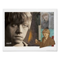 Ron Weasley 8 Posters from Zazzle.com