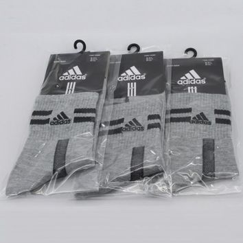 ADIDAS Woman Men Cotton Socks-6