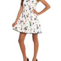 Disney The Little Mermaid Ariel Nautical Dress