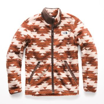 The North Face - Campshire Full Zip Fleece