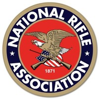 NRA Guns rifles pistol car bumper sticker 4