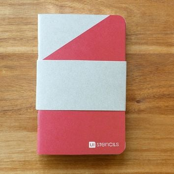 UI Stencils | Pocket Sketch Book
