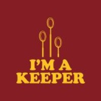 BustedTees - I'm A Keeper
