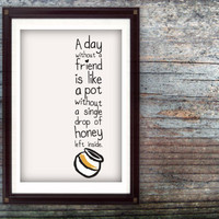 A Pot Without Honey Digital Print by DaleighDesigns on Etsy