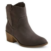 Women's Sawyer Western Booties - Merona™ : Target
