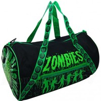 Kreepsville 666 Zombies Overnight Bag (Hold-All)   Gothic   Punk   Undead  