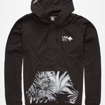 Lrg Palmodoro Mens Hoodie Black  In Sizes