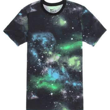 Nike SB SB AOP Nebula T-Shirt - Mens Tee - Multi Color