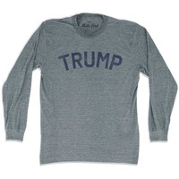 Trump City Vintage Long Sleeve T-shirt