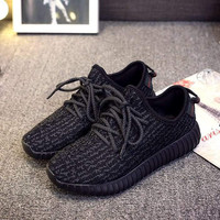 So Cool Black Womens Sports sneakers shoes Sneakers
