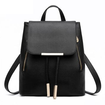 Halle | Chic Backpack
