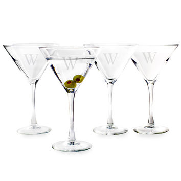 Martini Glasses (Set of 4)