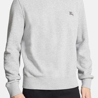 Men's Burberry Brit 'Claridge' Trim Fit Crewneck Sweater