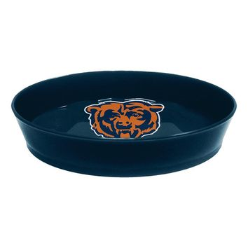 Chicago Bears NFL Polymer Soap Dish