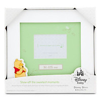 disney winnie the pooh arrival frame for baby new with box