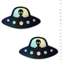 UFO Pasties in Deep Space