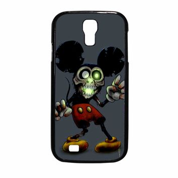 Mickey Mouse Zombie Samsung Galaxy S4 Case