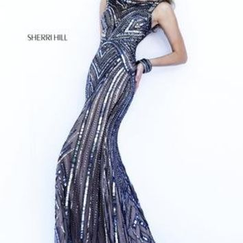 Sherri Hill 6301 Sherri Hill Michelle's Formal Wear, Adel GA, South GA, Prom Dresses, Pageant Dresses, Bridal Gowns