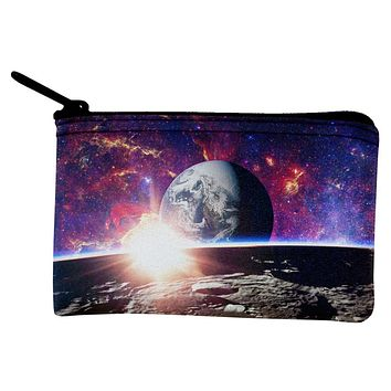 Explore The Infinity Of Space Coin Purse