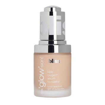 bliss ex'glow'sion Triple Oxygen Serum Foundation