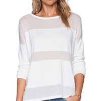 Bailey 44 Maasai Mara Sweater in White