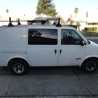 2001 Chevrolet Astro Working Van $1000. OBO