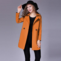 Autumn Winter Women Velvet Button Outerwear Jacket Coat a13026