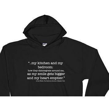 Bedroom Secrets of Master Chefs Hoodie
