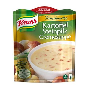 Knorr Germany - Gourmet Potato and Mushroom Cream Soup, 2 oz
