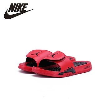 NIKE Air Jordan Original Support Sports Beach & Outdoor Sandals Light Weight Quick-Drying For Men Shoes