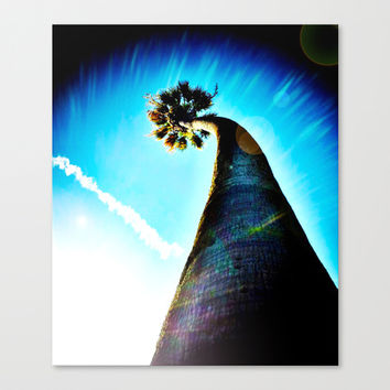 On the Up n' Up Canvas Print by DuckyB (Brandi)