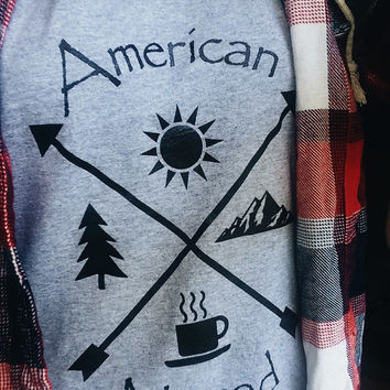 American Nomad Tee