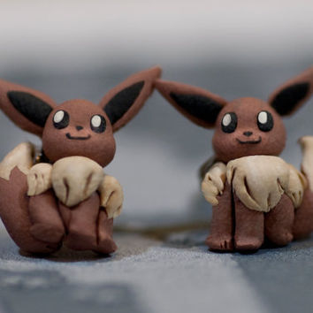 Eevee Earrings