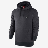 The Nike AW77 French Terry Shoebox Pullover Men's Hoodie.