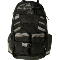 DC Comics Batman Mono Built Backpack