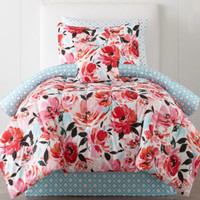 JCPenney Home™ Jenna Floral Complete Bedding Set with Sheets - JCPenney