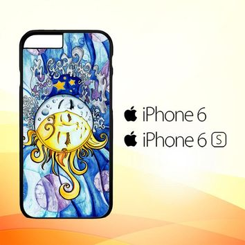 SUN AND MOON Z1074 iPhone 6|6S Case