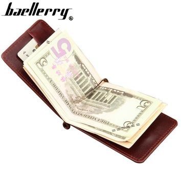 Wallet men with powerful  small leather men wallets leather purse male thin purse best quality credit card holder !
