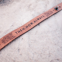 Wristbands – Then, Now, Always