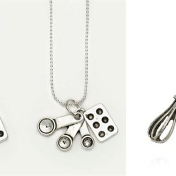 Baker Lover Necklaces | 7 Style