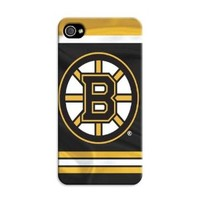 3d Print Boston Bruins NHL Iphone 4/4s Cases