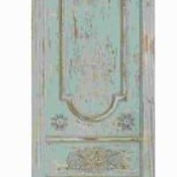 "Benzara 78"" H Wood Wall Panel with Elegant Pattern and Fine Detailing"